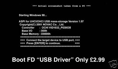 Ebay Shop PC Floppy USB Memory Stick Driver